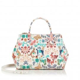 Alviero Martini - Medium handbag with removable shoulder strap - LGM739546