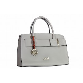 Ferrè - Medium handbag with removable shoulder strap - HFD1Y4025