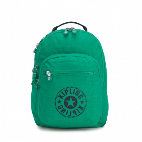 Kipling - Backpack with Laptop Compartment - Clas Seoul - KI263028S
