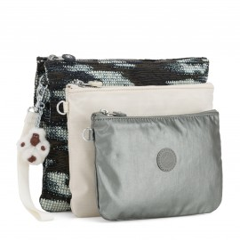 Kipling - Detachable Pouches with wristlet - Iaka L Wristlet - KI4219
