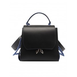 Patrizia Pepe -  Shoulder bag with three-dimensional fly - 2V8532/A4XR