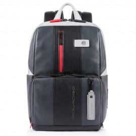Piquadro - Zaino porta PC e porta iPad® in pelle - CA3214UB00BM