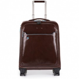Travel trolley leather - BV3849B2