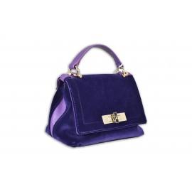 Patrizia Pepe - Calfskin shoulder bag - 2V8498-A4U1