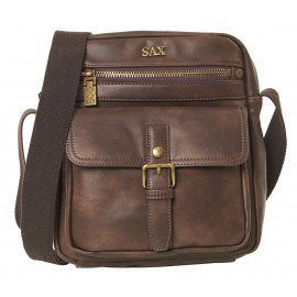 Sax - Leather crossbody bag - SX1302