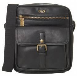 Sax - Leather crossbody bag - SX1302