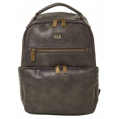 Sax - Mochila de cuero - SX1325