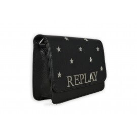 Replay - ECOLEATHER SHOULDER BAG - FW3788.005.A0132D