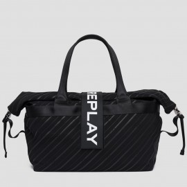 Replay - BAG IN PRINTED NYLON - FM3418.000.A0172A