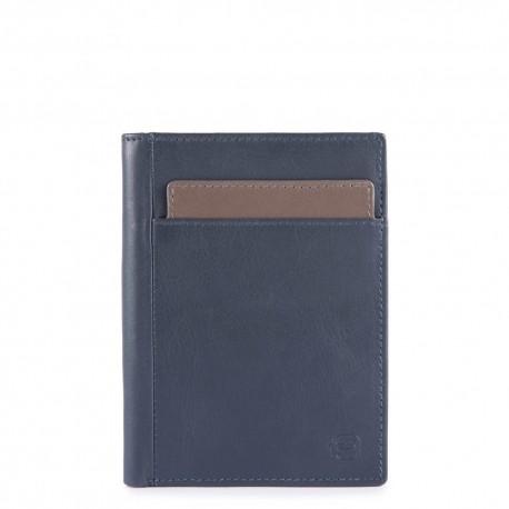 Piquadro - Vertical men's wallet with RFID antifraud prote Vanguard - PU1393W96R