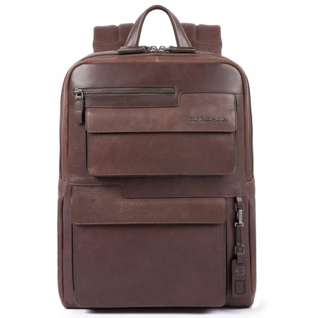 Piquadro - Fastcheck computer backpack with iPad® Wostok - CA4833W95