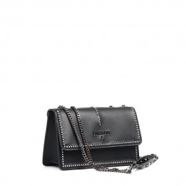 Patrizia Pepe - Leather shoulder bag - 2V5920/A2UX