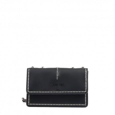 Patrizia Pepe - Leather shoulder bag - 2V5920/A2UX