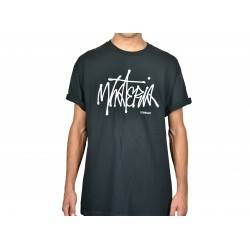 Mhateria - T-shirt oversize - D03