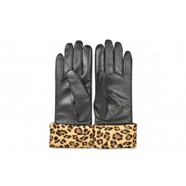 Cavalli Class - Woman leather gloves - C83PWCQZ0047