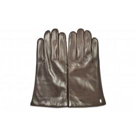 Cavalli Class - Man leather gloves - C83PMCQZ0037
