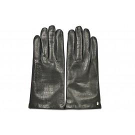 Cavalli Class - Man leather gloves - C83PMCQZ0047