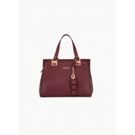 Liu Jo - Small Boston Bag With Charm - A69002E0087