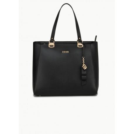 Liu Jo - Shopping Bag with Charm - A69006E0087