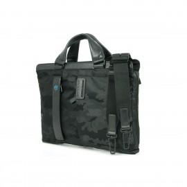 Piquadro - Computer reporter bag with iPad® and iPad®mini compartments P16 - CA3467P16