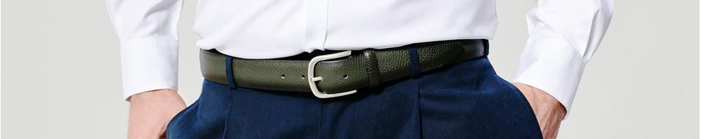 Cinturones de hombres de las mejores marcas y a los mejores precios!