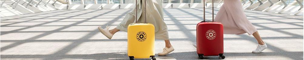 Valises et trolley des meilleures marques et les meilleurs prix!