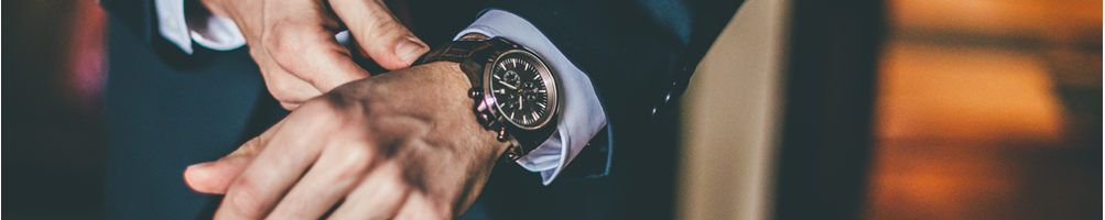 Men's watches of the best brands and the best prices!
