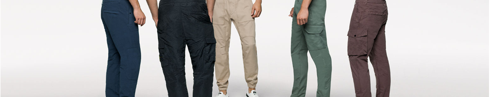 Men's pants by the best brands and at the best prices!